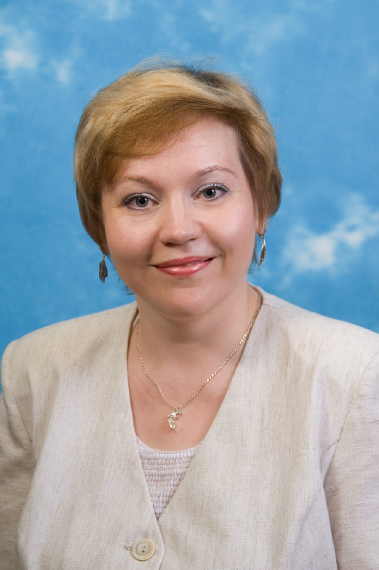 Ольга Николаевна Грыгораш